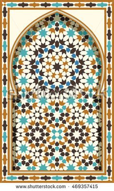 Find Arabic Arch Traditional Islamic Background Mosque stock images in HD and millions of other royalty-free stock photos, illustrations and vectors in the Shutterstock collection. Antique French Doors, Geometric Drawing, Geometric Art, Textile Pattern Design, Moroccan Art, Islamic Patterns, Persian Motifs, Arabic Pattern, Backyard Pool Designs