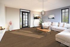 SORGENFREI | 7 Schichten Nano Super - Objektlack schützen die Oberfläche porentief, daher besonder strapazierfähig. #hafroedleholzböden #parkett #böden #gutsboden #landhausdiele #bödenindividuellwiesie #vinyl #teakwall #treppen #holz #nachhaltigkeit #inspiration Couch, Vinyl, Super, Inspiration, Furniture, Home Decor, Wood Floor, Oak Tree, Stairways