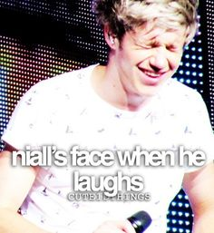GOD I LOVE WHEN IT WHEN HE LAUGHS ABSOLUTLEY LOOOOOVE IT!!!!!