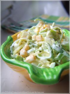 Appetizer Salads, Appetizers, Easter Recipes, Easter Food, Food Design, Vegan Vegetarian, Potato Salad, Macaroni And Cheese, Cabbage