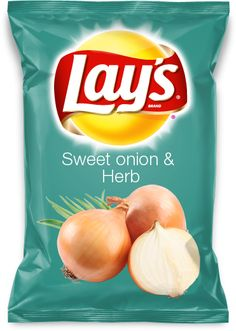 Sweet onion & Herb - Possible new Lay's Flavor!