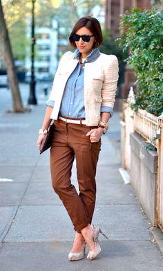 Мода заставляет людей нервничать - Жакет Шанель. Часть 2