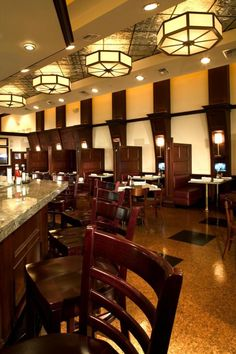 The 11 Best Burger Joints in Las Vegas: Burger Bar at Mandalay Place