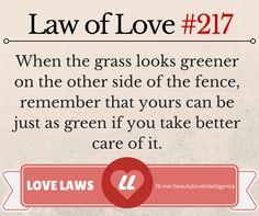 Love Law #217 #love #lovelaws #relationships