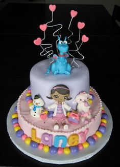 doc mcstuffins cakes | Doc McStuffins Cake II