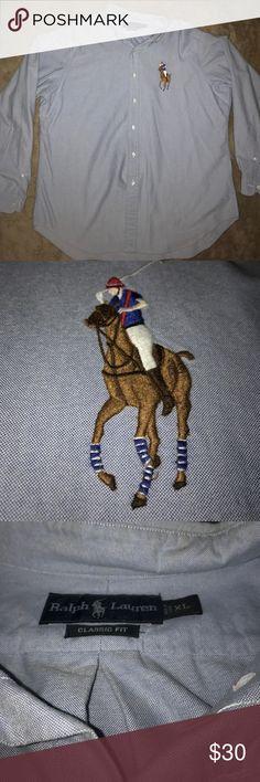 ❗️Like New Polo Ralph Lauren Shirt Like New Polo Ralph Lauren Shirt. Classic fit. Xl Polo by Ralph Lauren Shirts Casual Button Down Shirts
