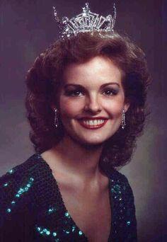 Miss Tennessee 1981 - Angelina Johnson Cole - Miss Madison