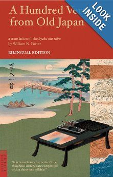 A Hundred Verses from Old Japan: Bilingual Edition (Tuttle Classics): William N. Porter: 9784805308530: Amazon.com: Books