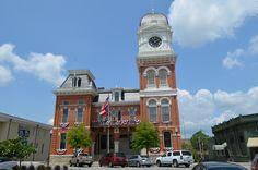 Old Courthouse, Covington, Georgia