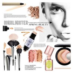 """""""Spring Beauty"""" by einn-enna ❤ liked on Polyvore featuring beauty, Trish McEvoy, Bobbi Brown Cosmetics, Sephora Collection, Yves Saint Laurent, MAC Cosmetics, Benefit, Wander Beauty, Ellis Faas and polyvorecontest"""