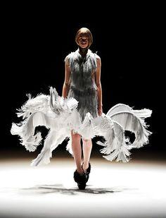 Like...a fashion jellyfish....