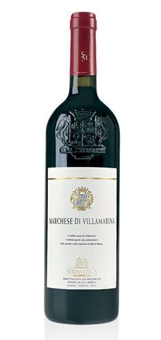 Marchese di Villamarina 2010, Alghero DOC. SELLA&MOSCA - Vini di Sardegna e Cantine - Le Strade del Vino