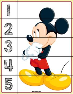 FREE basic puzzles for early developing skills.
