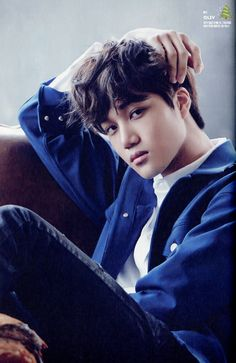 KAI // EXO Season's Greetings 2015 Calendar