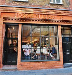 Bocca di Lupo | London | Flickr - Photo Sharing!