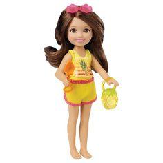 Barbie Chelsea Pineapple Swimmer Doll