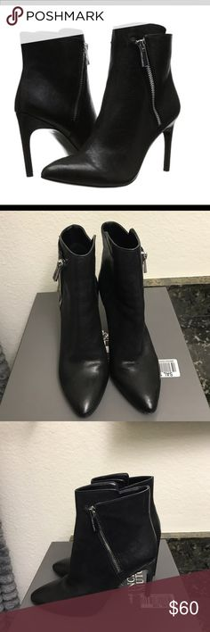 🍃Vince Camuto Chantel Boots🍃 Great condition. Worn 1 time as they are to big so I decided to let go. True to size. Real leather and super comfy. No trades no pp Vince Camuto Shoes Ankle Boots & Booties