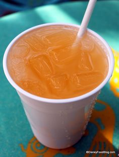 Mandarin Orange Lemonade @ Flame Tree Barbeque  tami@goseemickey.com