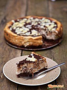 sernik płaski, pod dekoracyjny wierzch Pie, Sweets, Food, Torte, Cake, Gummi Candy, Fruit Cakes, Candy, Essen