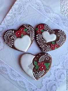 Find best ideas / inspiration for Valentine's day cookies. Get the best Heart shaped Sugar cookies for Valentine's day & royal icing decorating ideas here. Valentines Day Cookies, Christmas Sugar Cookies, Easter Cookies, Birthday Cookies, Holiday Cookies, Summer Cookies, Heart Shaped Cookies, Heart Cookies, Owl Cookies