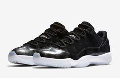 dc834d93034050 Release Date  Air Jordan 11 Low Barons Running Shoes Nike