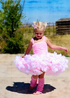 yet another tutu for another occasion!
