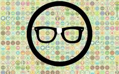 4sq Nerd Wallpaper