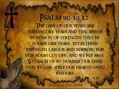 psalm 90 king james version