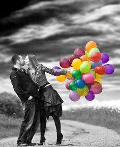 Esas cosas que hace el amor...