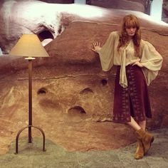 Florence at Red Rocks! I was there. It was amazing.