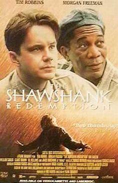 The Shawshank Redemption - inspiring