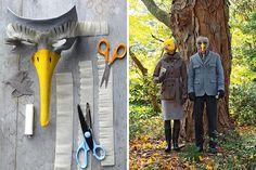 65 Animal-Inspired Halloween Costumes via Brit + Co.