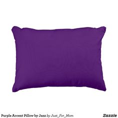 Midnight Blue Accent Pillow by Janz Color Shades, Shades Of Red, Accent Pillows, Bed Pillows, Purple Accents, Midnight Blue, Decorating Your Home, Decorative Throw Pillows, Flamingo