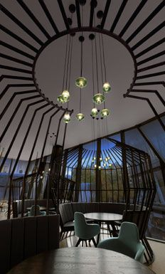 Anyone that works within the fields of interior design knows the name Tom Dixon. Here are our favorite interior design projects that he has developed! Tom Dixon, Restaurant Interior Design, Top Interior Designers, Commercial Design, Commercial Interiors, Innovation, Booth Seating, Dark Interiors, Design Research