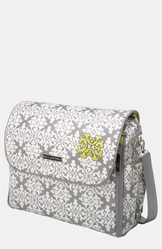 Petunia Pickle Bottom 'Abundance Boxy' Backpack Diaper Bag available at Nordstrom