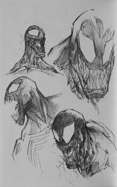 Venom by Michael Turner