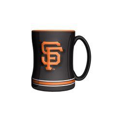 Boelter Boxed Relief Sculpted Mug - San Francisco Giants