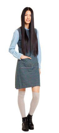 IOU Fall 2011 - The Reversible Shift Dress