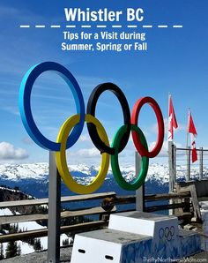 Whistler BC is several hours away from the Northwest & the perfect family destination with both indoor & outdoor activities for all ages during any season.