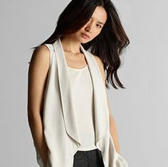 silk tuxedo vest #thefisherproject