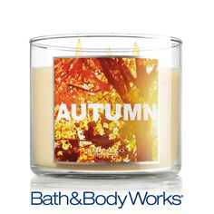 NEW Cider Lane 3-Wick Candle — a heartwarming fragrance that unites the beloved, autumnal scents of dark pomegranate, sweet red apple and woodsy fir balsam♥ #LUVBBW