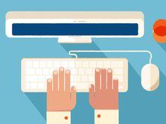 Hands Typing WIP by Allen Laseter