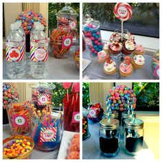 Candy Buffet 13 Themed