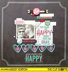 You Make Me Happy by ashleyhorton1675 at @studio_calico