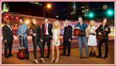 Nashville stars Connie Britton as Rayna Jaymes, Hayden Panettiere as Juliette Barnes, and Clare Bowen as Scarlett OConnor. Click Read More to see the full cast list. Nashville Series, Nashville Seasons, Nashville Tv Show, Nashville Music, Nashville News, Fall Tv Shows, New Shows, Jonathan Jackson, Culture