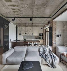 Apartment Interior, Apartment Design, Room Interior, Interior Design, Country Interior, Apartment Layout, Apartment Living, Apartment Ideas, Small Living Rooms