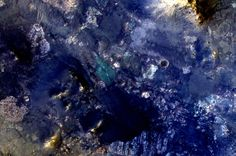 Patterns of Mars: A high-resolution camera aboard NASA's Mars Reconnaissance Orbiter captures the abstract beauty of the Martian landscape. http://ti.me/xWOiWx