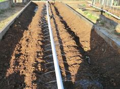 Junk The Water Hose For A Simple $35 DIY Rainwater Irrigation System