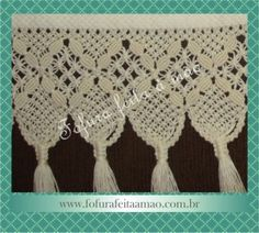 Macramê 001 Macrame Art, Macrame Knots, Micro Macrame, Textile Fiber Art, Macrame Patterns, Lace Making, Origami, Diy And Crafts, Textiles