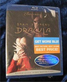 Cool item: Bram Stoker's Dracula Blu-ray New